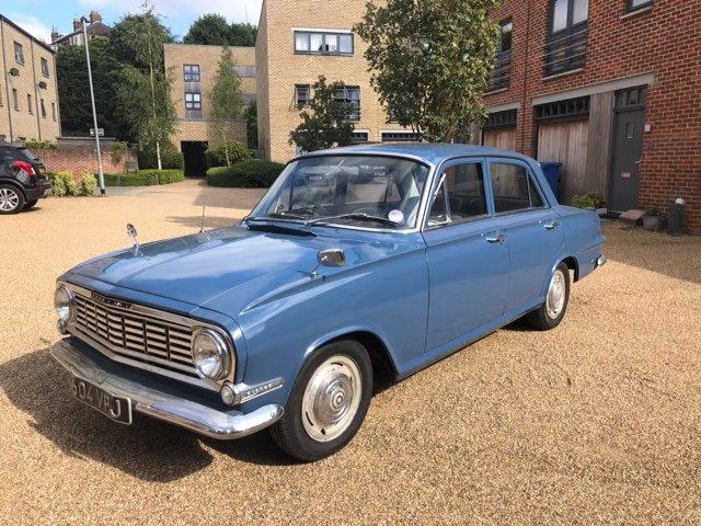 1961 Vauxhall Victor FB  For Sale (picture 1 of 6)