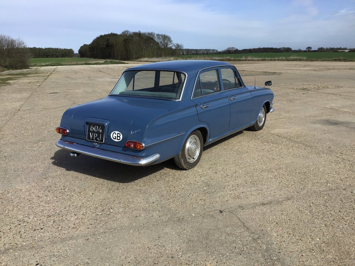 1961 Vauxhall Victor FB  For Sale (picture 5 of 6)