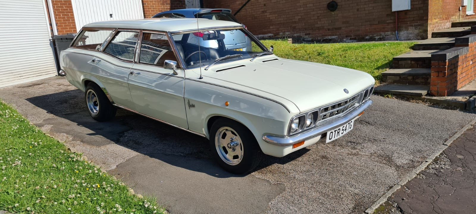1968 Vauxhall victor 3300sl fd estate For Sale (picture 1 of 5)