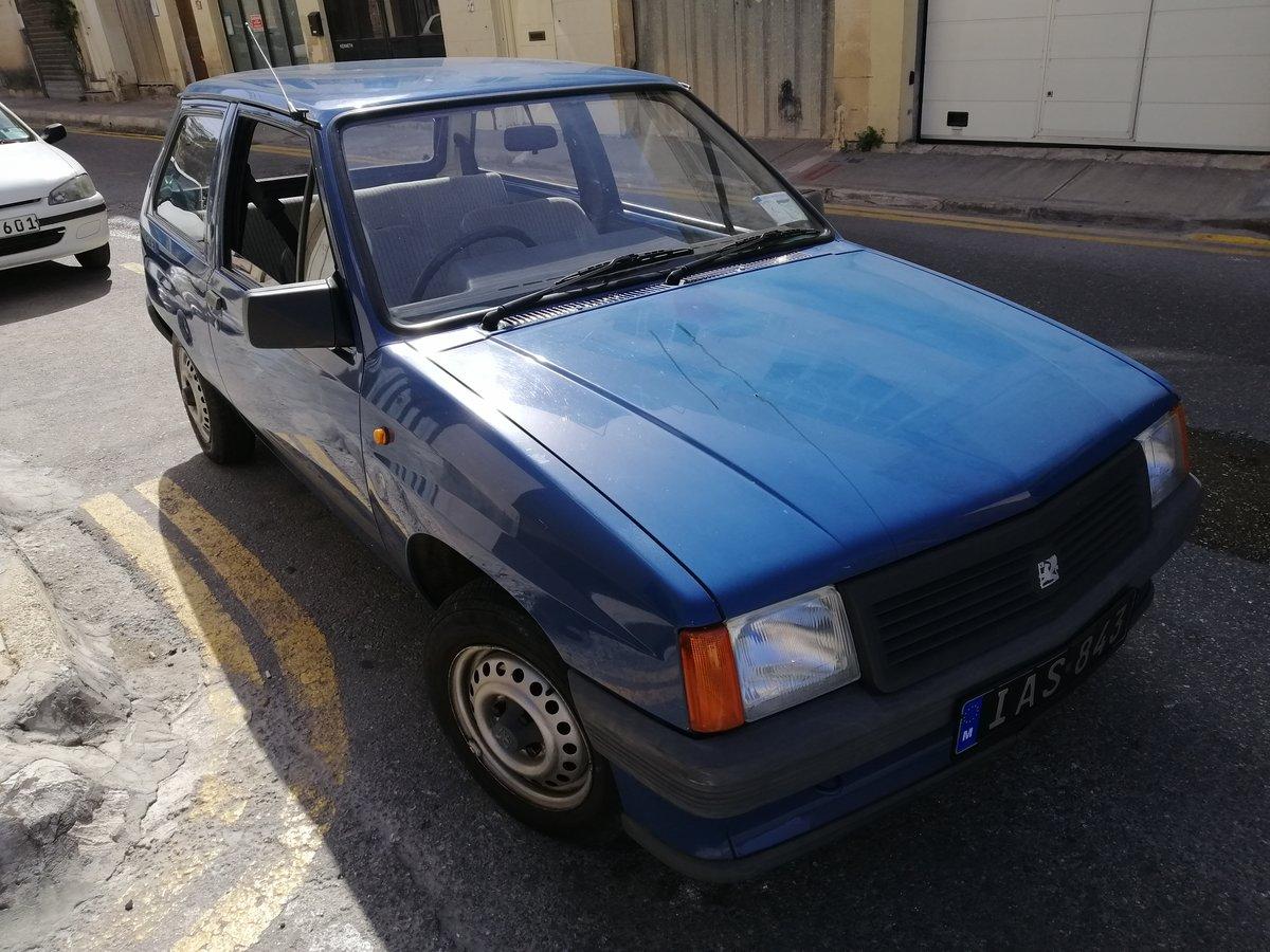 1989 Vauxhall Nova 3 door hatchback For Sale (picture 1 of 5)