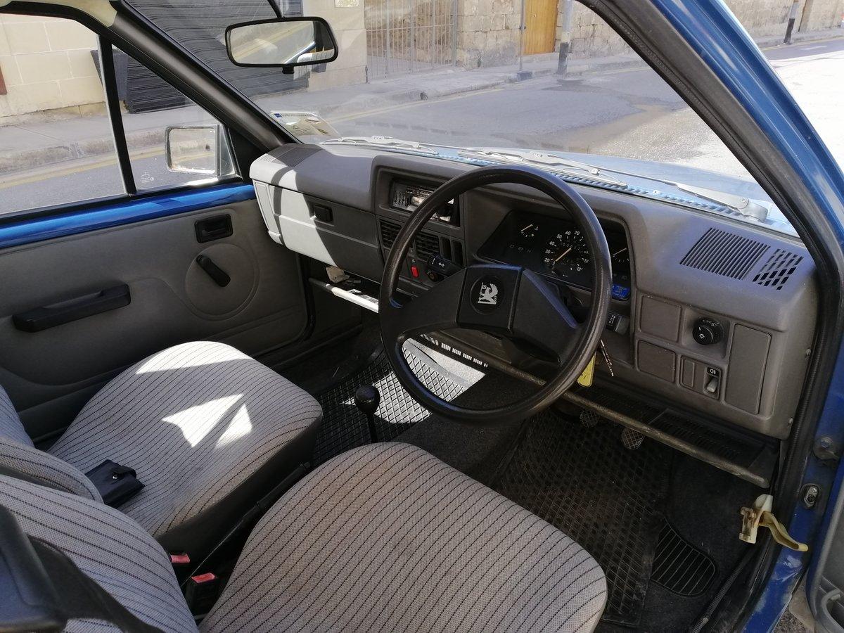 1989 Vauxhall Nova 3 door hatchback For Sale (picture 2 of 5)
