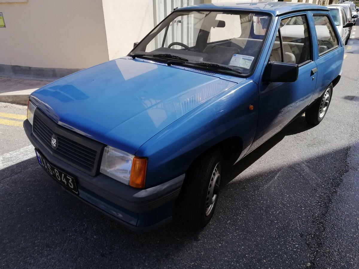 1989 Vauxhall Nova 3 door hatchback For Sale (picture 3 of 5)