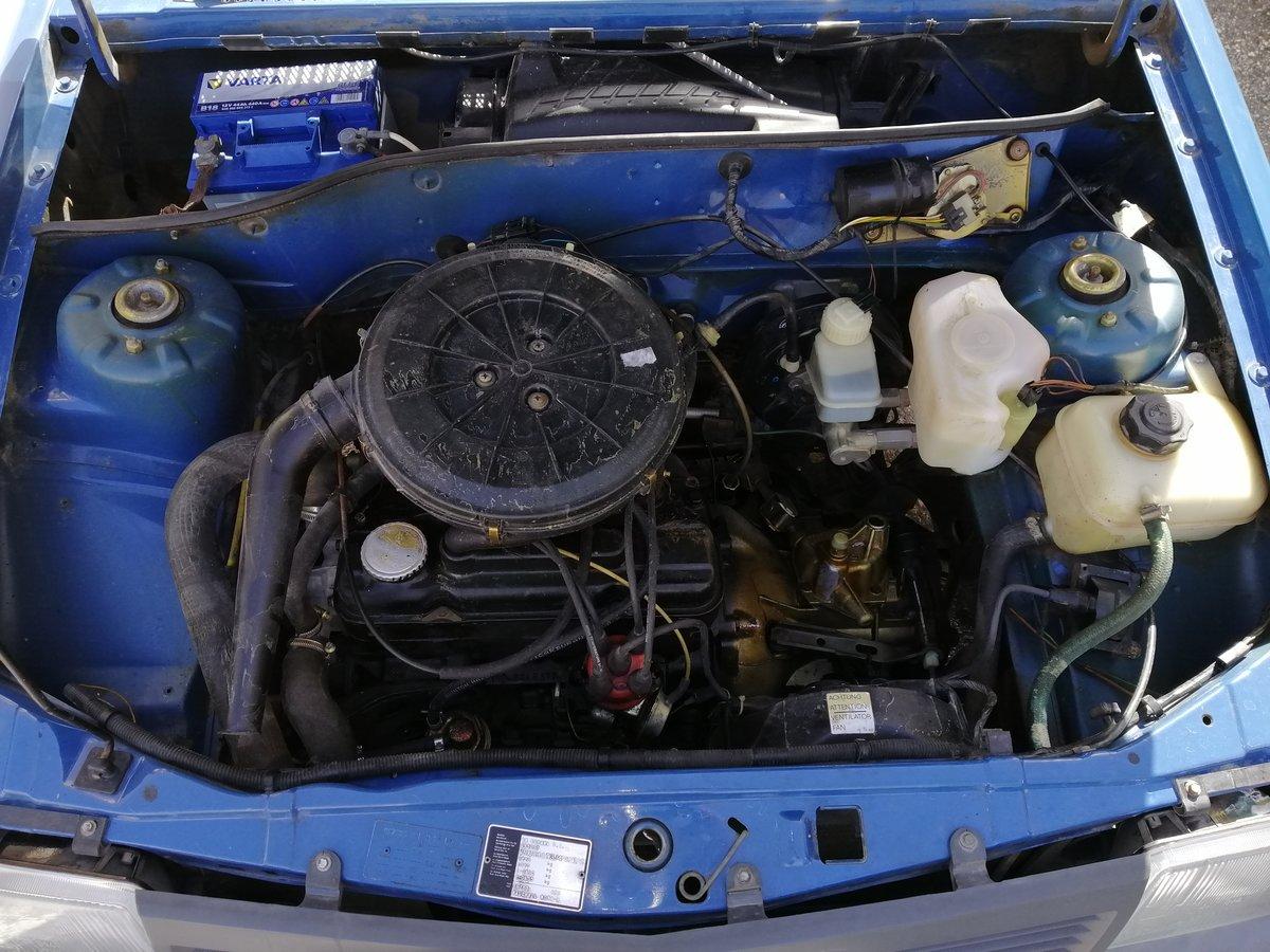 1989 Vauxhall Nova 3 door hatchback For Sale (picture 5 of 5)