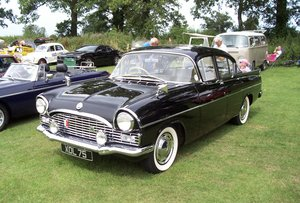 Vauxhall Velox PA Overdrive (like the Cresta)