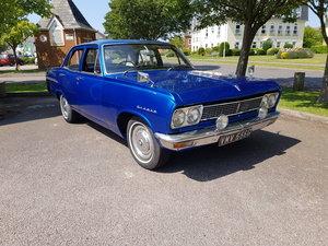 1968 Vauxhall cresta pc deluxe restored condition