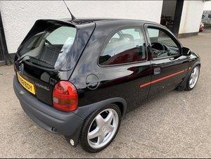 1995 Vauxhall Corsa SRI 16V