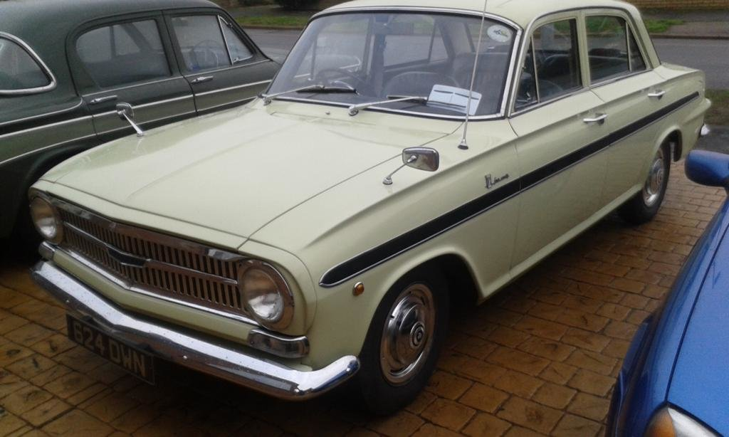 1963 Vauxhall FB VX 4/90, Low miles very original. For Sale (picture 1 of 6)