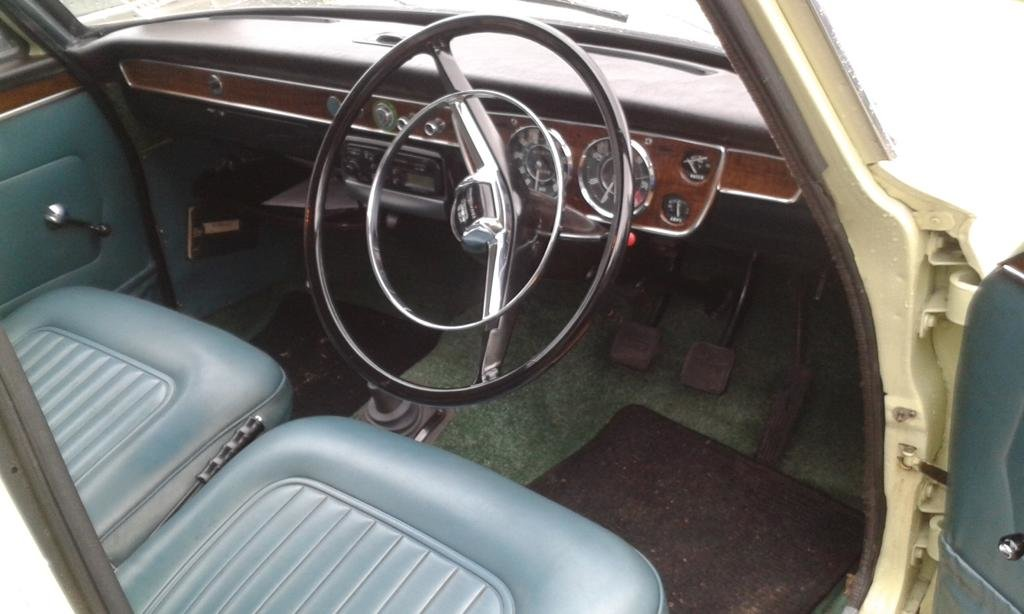 1963 Vauxhall FB VX 4/90, Low miles very original. For Sale (picture 5 of 6)