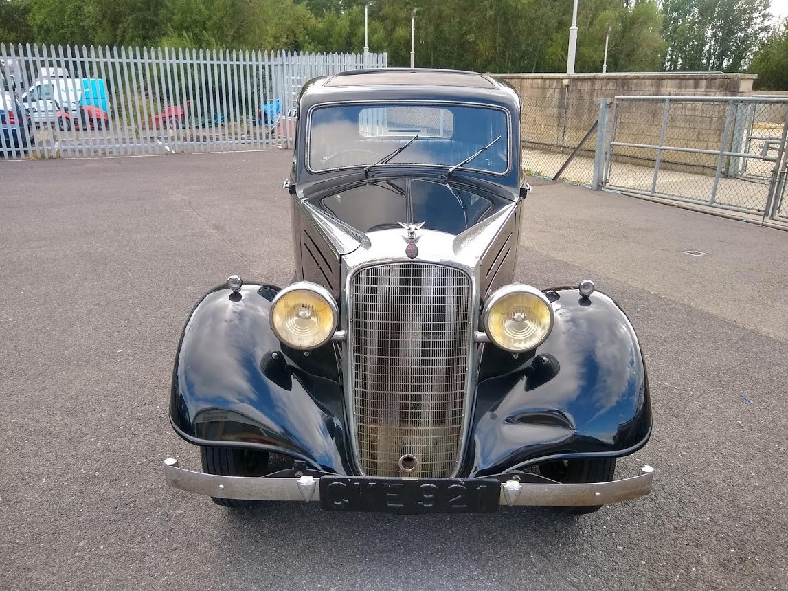 1935 Vauxhall 14/6 DX for auction 16th - 17th July For Sale by Auction (picture 1 of 6)