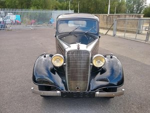 1935 Vauxhall 14/6 DX for auction 16th - 17th July