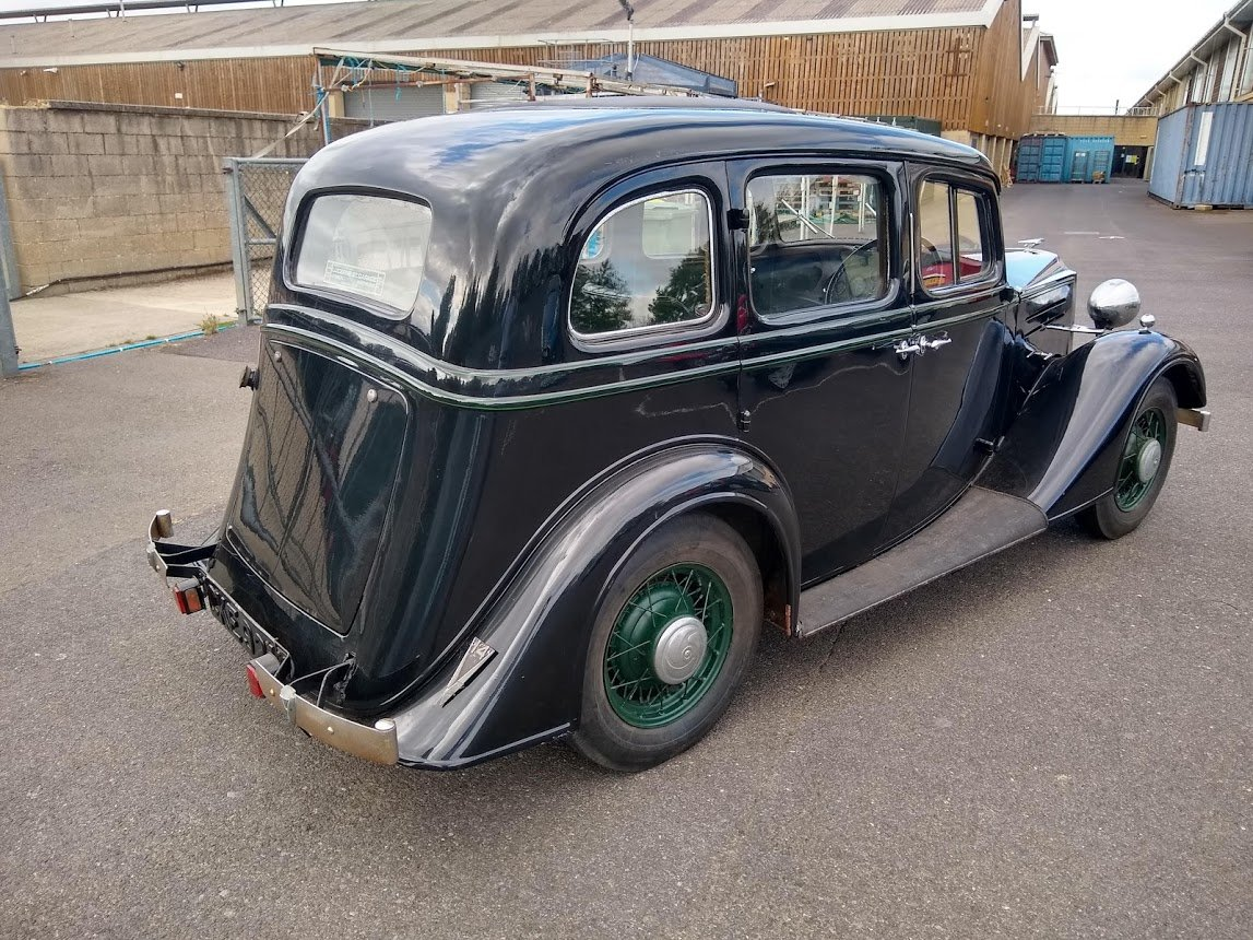 1935 Vauxhall 14/6 DX for auction 16th - 17th July For Sale by Auction (picture 3 of 6)