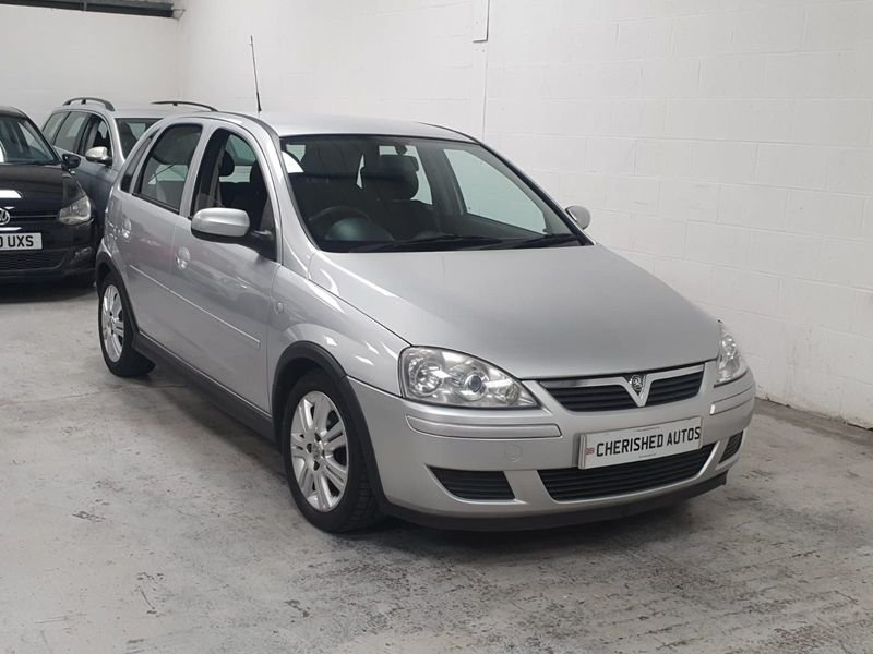 2006 VAUXHALL CORSA 1.4 i 16v ACTIVE*GEN 38,000 MILES*STUNNING For Sale (picture 3 of 6)