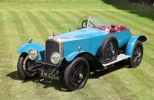 1925 Vauxhall 30/98 Wensum