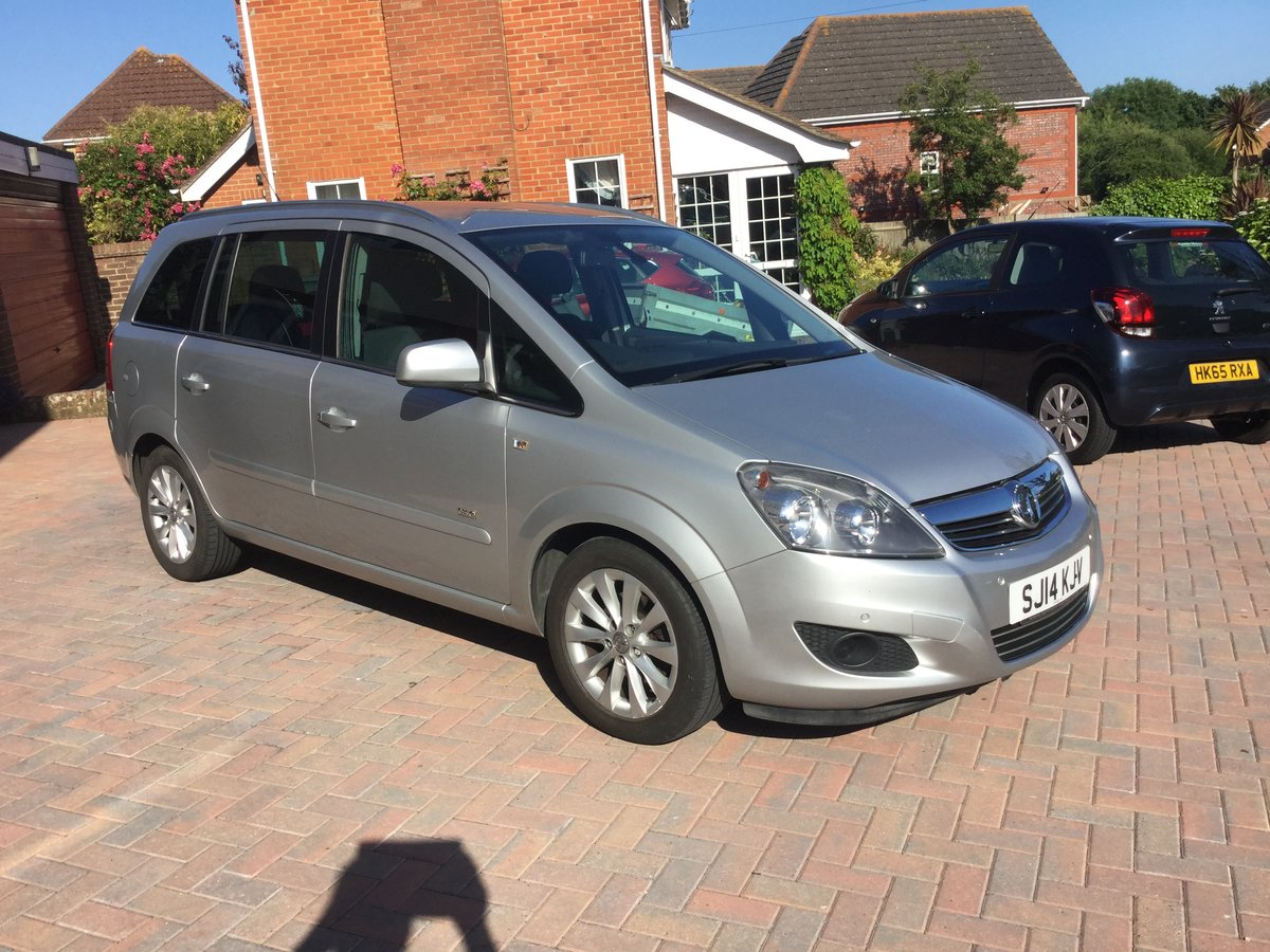 2014 Vauxhall Zafira  For Sale (picture 6 of 6)