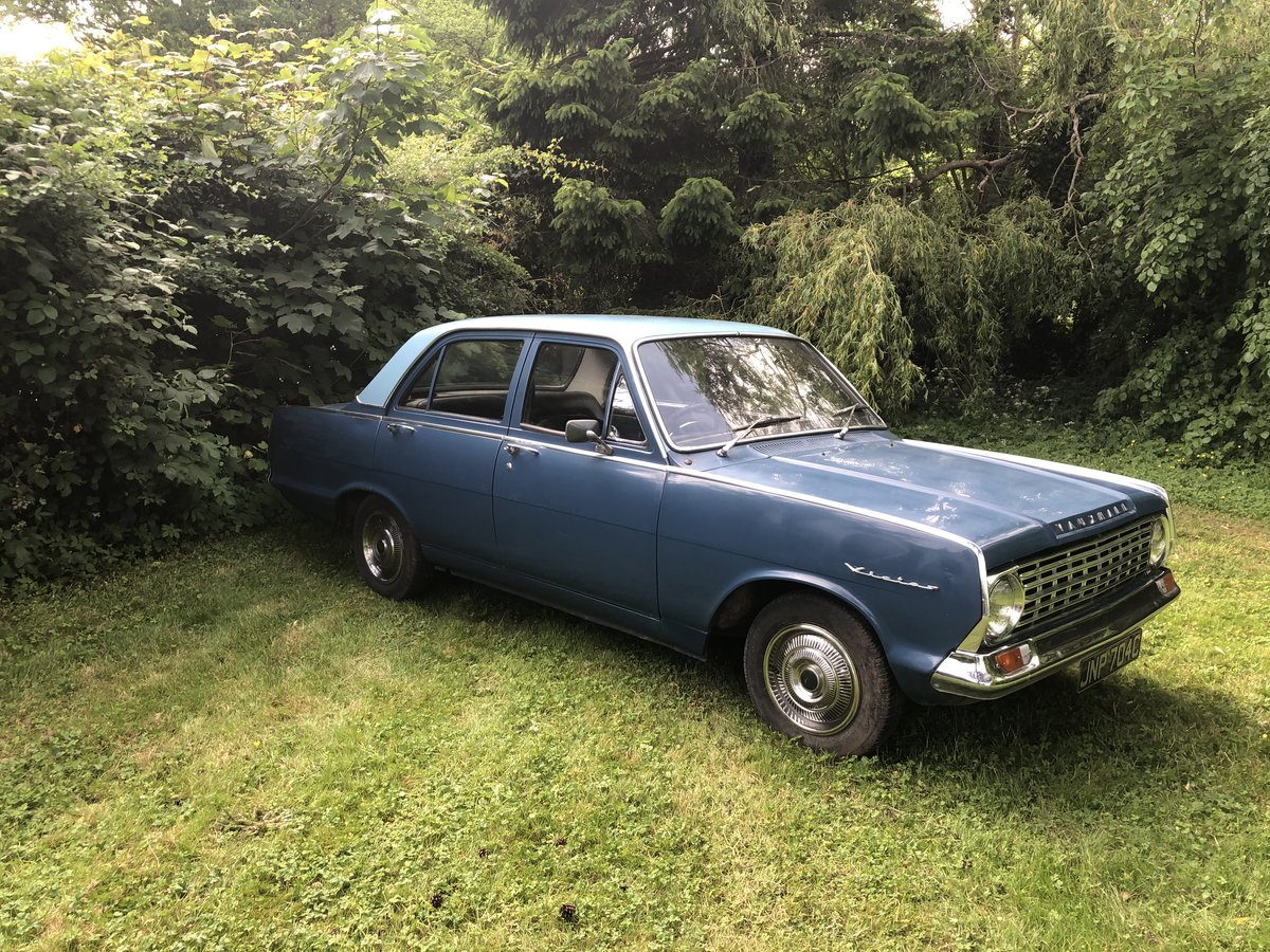 1965 Vauxhall Victor  For Sale (picture 1 of 6)