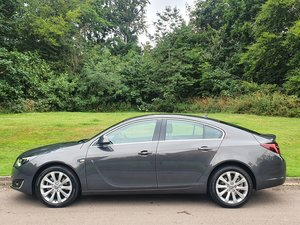 Vauxhall Insignia CDTi Elite Auto.. Top Spec+Low Miles.. FSH