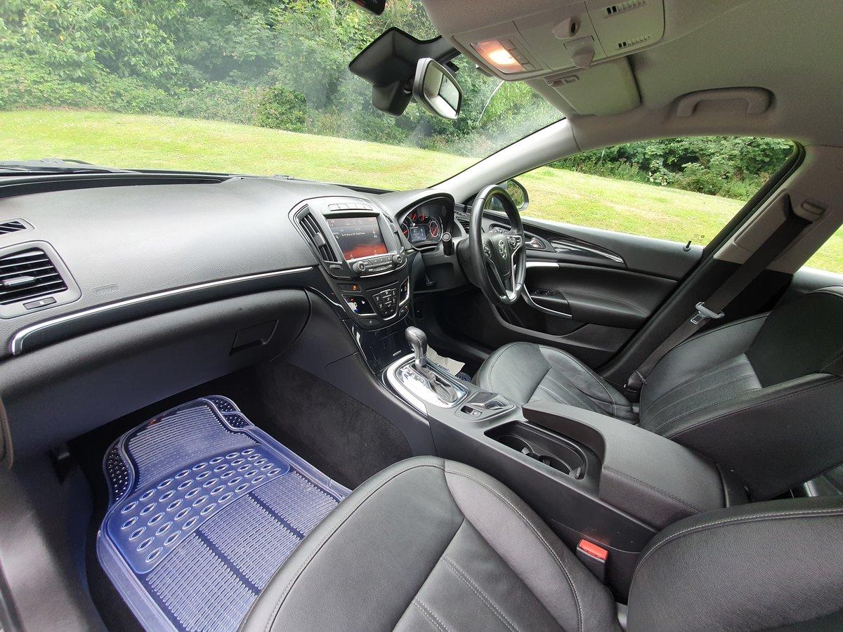 2014 Vauxhall Insignia CDTi Elite Auto.. Top Spec+Low Miles.. FSH SOLD (picture 3 of 6)