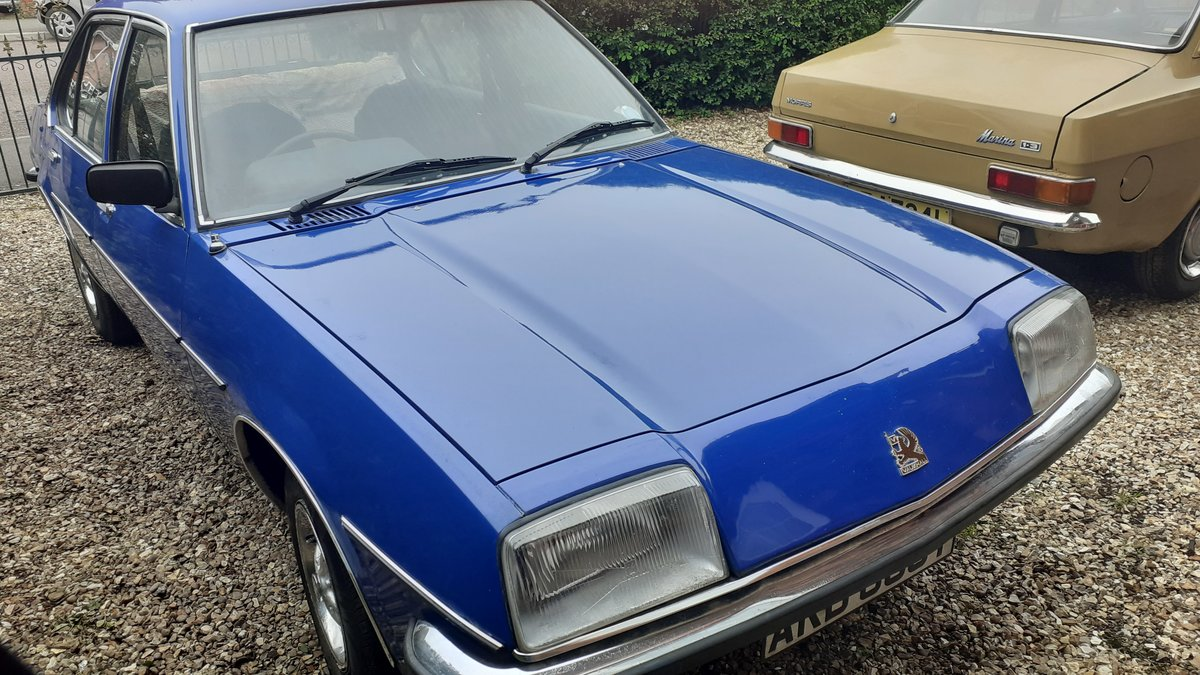 1979 Vauxhall Cavalier 1600 gl For Sale (picture 2 of 6)