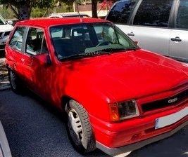 1989 Vauxhall NOVA GTE/ CORSA GSI 1600cc