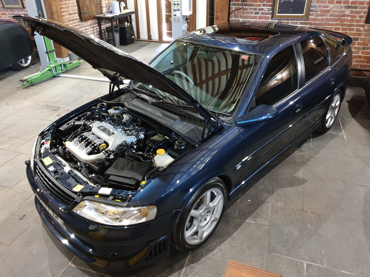 2000 Collectors Item Vectra GSI For Sale (picture 1 of 6)