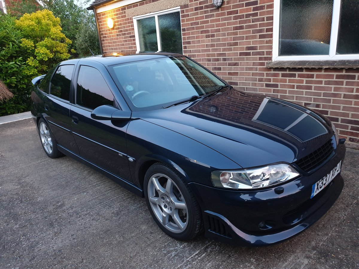 2000 Collectors Item Vectra GSI For Sale (picture 6 of 6)