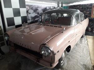 1959 Vauxhall Cresta PA