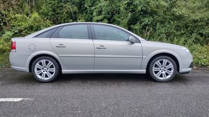 2007 Vectra Exclusive, technician owned, for sale For Sale