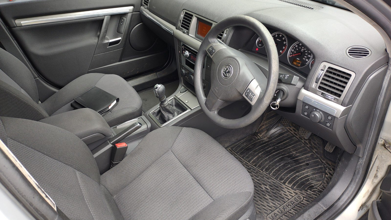 2007 Vectra Exclusive, technician owned, for sale For Sale (picture 4 of 5)