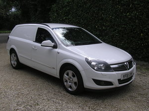 Vauxhall Astra Van 1.7 CDTi 16v Sportive Panel Van