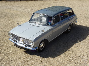 1963 Vauxhall Victor FB Estate – Restored/3 Owners