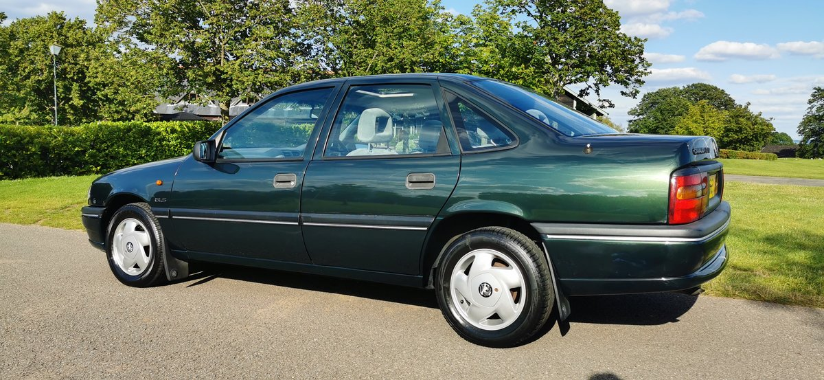 1995 Vauxhall cavalier 1.7 td gls 4dr 52000 miles only For Sale (picture 3 of 6)