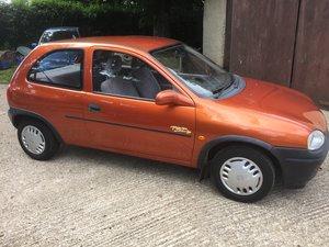 1996 Vauxhall Corsa trip 1.2 i