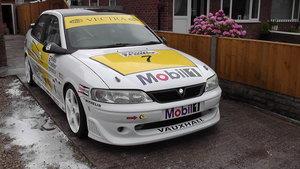 2002 Vauxhall vectra gsi btcc touring rep px