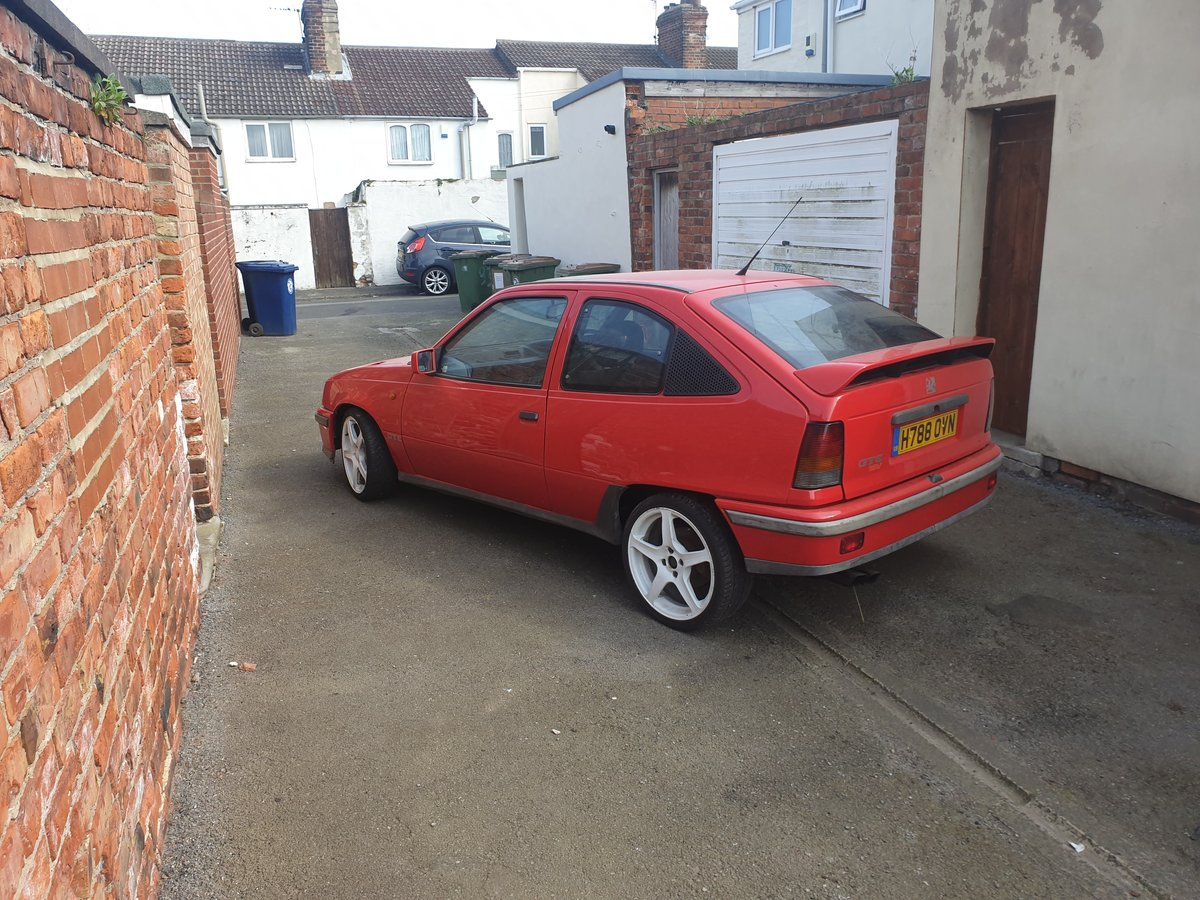 1991 Astra gte 16v For Sale (picture 4 of 4)