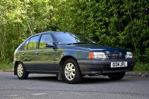 1989 Vauxhall Astra Tiffany 1.6 SOHC Petr