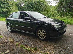 Astra  Low mileage 63,300 diesel