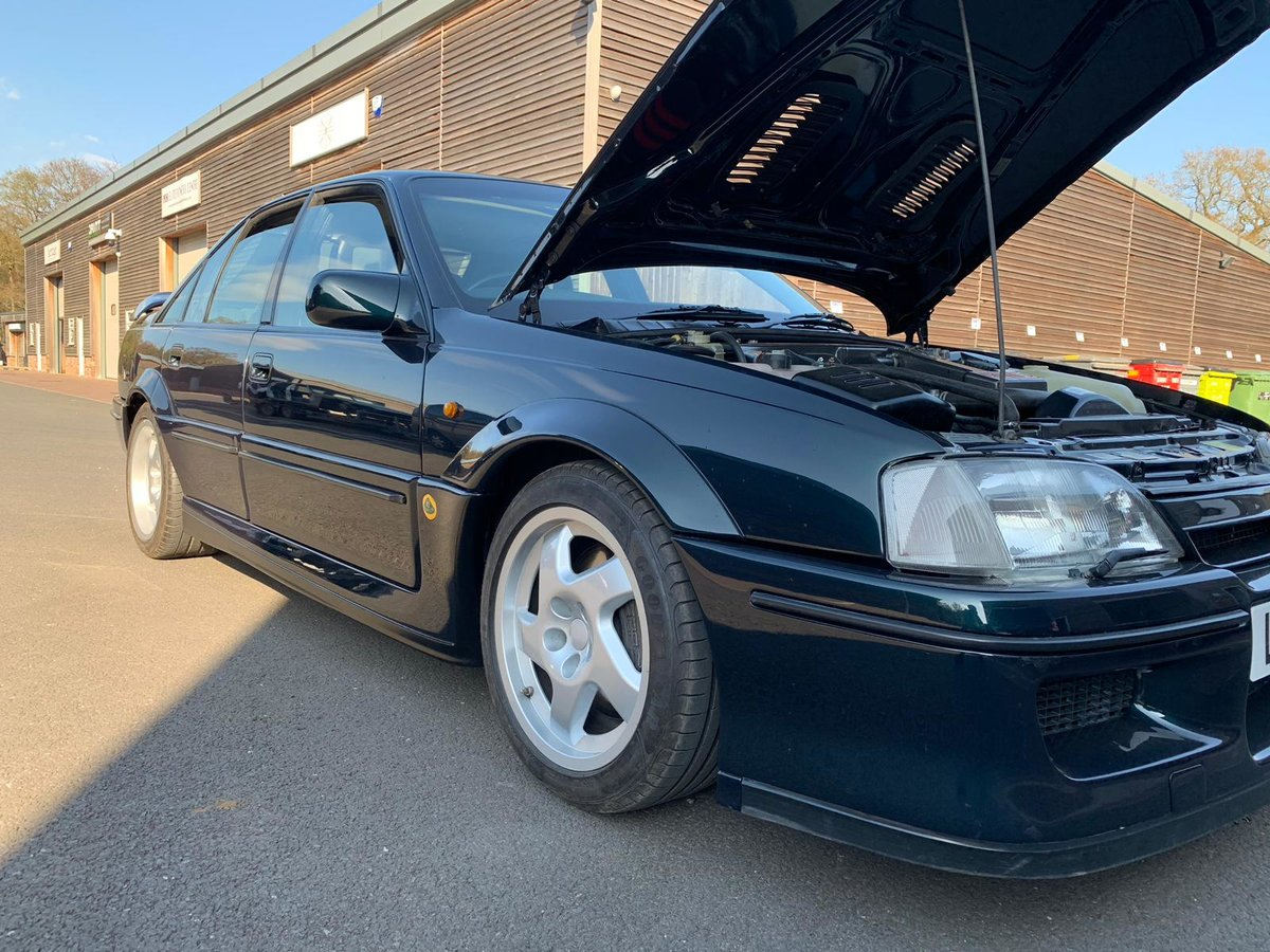 1993 Lotus Carlton 3.6 For Sale (picture 4 of 6)