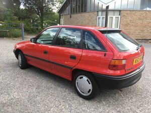 1993 Mint Vauxhall Astra mk3 glsi
