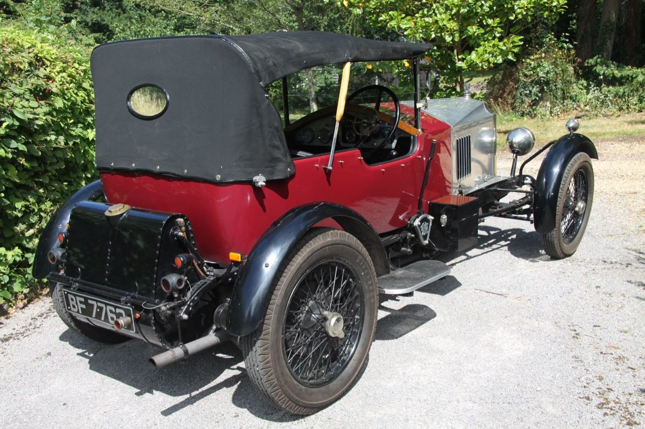 1926 Vintage Vauxhall 30-98 pretender SOLD (picture 2 of 5)