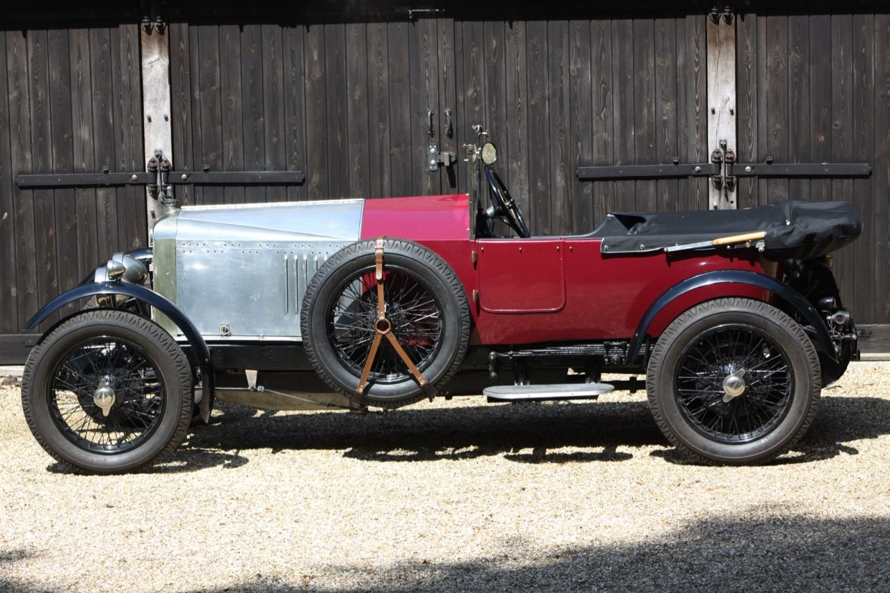 1926 Vintage Vauxhall 30-98 pretender SOLD (picture 3 of 5)