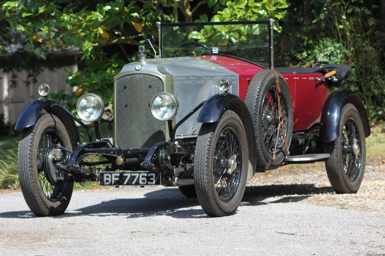 1926 Vintage Vauxhall 30-98 pretender SOLD (picture 5 of 5)