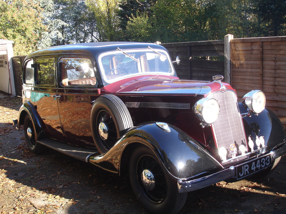 1936 Vauxhall BXL For Sale (picture 2 of 6)