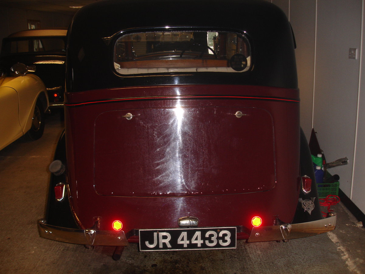 1936 Vauxhall BXL For Sale (picture 5 of 6)