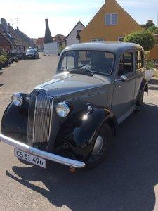 1938 Vauxhall 10 Sedan