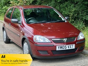 2005 Vauxhall Corsa 1.0 Life - 19,907 miles from new!!