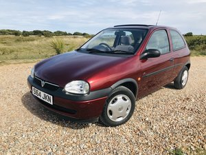 1998 Vauxhall corsa b . only 65000 miles.