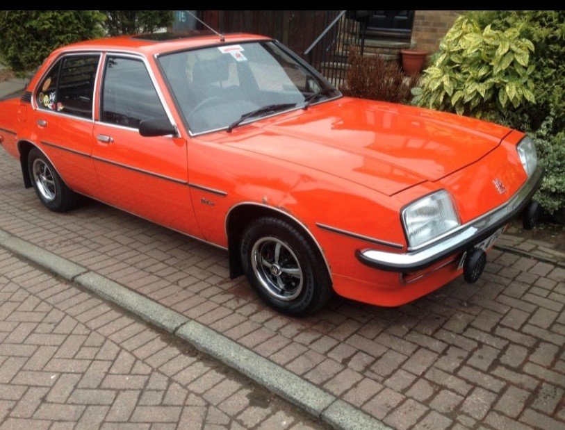 1976 Vauxhall Cavalier Mk1 1.6GL For Sale (picture 1 of 5)
