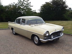 1962 Vauxhall Cresta PA at ACA 22nd August