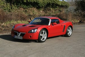 Picture of 2003 Vauxhall VX220 SOLD