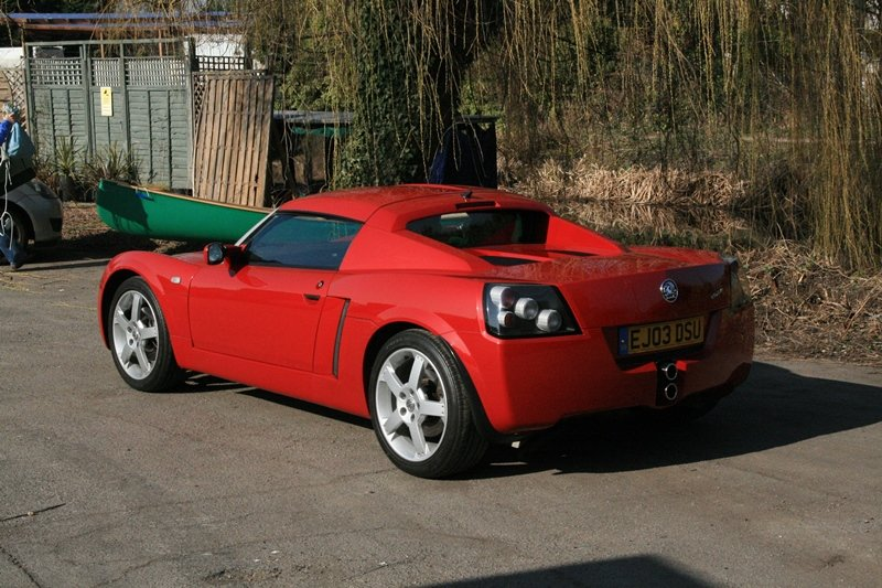 2003 Vauxhall VX220 For Sale (picture 3 of 6)